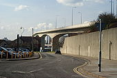 The Itchen Bridge, Woolston - Geograph - 1735026.jpg