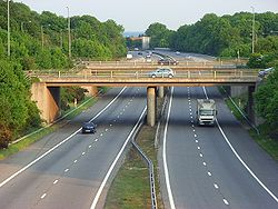 The A404(M), Maidenhead - Geograph - 814975.jpg