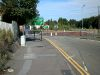 The A41 U-turn lane from the B4514.jpg