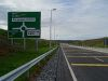 A90 Fastlink - Stonehaven Junction - SB roundabout advance direction sign.jpg