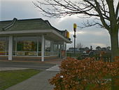 McDonalds at Rothwell Services - Geograph - 638950.jpg