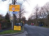 Good News for the A6102, near Middlewood Tavern, Oughtibridge - Geograph - 1077623.jpg