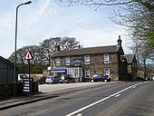 Nags Head Inn and Cottages, Loxley - Geograph - 778979.jpg
