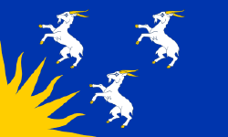 Merionethshire Flag.png