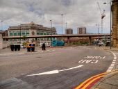 Liverpool City Centre, A57 Elevated Section, Churchill Way - Geograph - 4454186.jpg