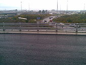 M1 SB - M50 SB new freeflow ramp - Coppermine - 23421.jpg