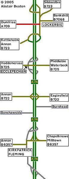 File:1980 Strip Map of the A74 II - Coppermine - 2156.JPG