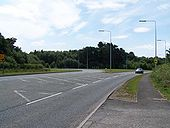 A460, Featherstone - Geograph - 867364.jpg