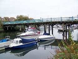 River Stour and Tuckton Bridge - Geograph - 1551152.jpg