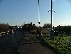 Lord of The Manor Roundabouts view east - Geograph - 332058.jpg
