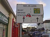 Sign with no Irish - Coppermine - 11543.jpg