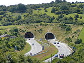 A27 Southwick Hill Tunnels - Geograph - 1053864.jpg