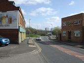 Colliery Road (A1114) towards Teams (C) JThomas - Geograph - 2879083.jpg