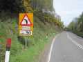 A82 Urquhart Castle - junction on bend - max speed 30.jpg