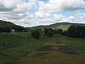 Original A74, south of Crawford - Coppermine - 18513.JPG