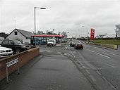 Dromore Road, Omagh - Geograph - 1726086.jpg