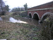 Hodsock Red Bridge - Geograph - 127472.jpg
