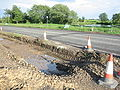 A158 Burgh Bypass, Lincs. East Side Foot Path Excavation - Coppermine - 12898.JPG