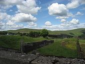 Original A74 crossing WCML, Crawford - Coppermine - 18514.JPG
