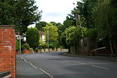 Rookery Lane, quiet for once - Geograph - 1402870.jpg