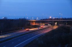 South Gloucestershire - The M49 Motorway - Geograph - 3880592.jpg