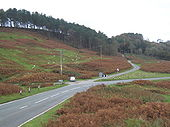B2542 towards Ogmore by Sea - Geograph - 1019374.jpg