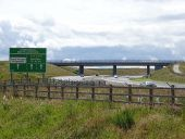 A90 AWPR - Kingswells North Junction advance direction sign.jpg