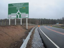 Fochabers East Roundabout 1.jpg