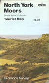 One-Inch Tourist Map, 1982
