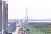 Pont de Normandie from toll booth - Coppermine - 119.jpg