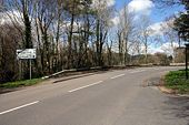 The A470 at Betws-y-Coed - Geograph - 1248608.jpg