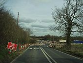 A4071 Rugby Western Relief Road Potfords Dam - Coppermine - 21777.jpg