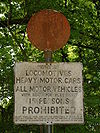 Pre-Worboys Sign near Port Appin Scotland May.2003. - Coppermine - 9049.jpg
