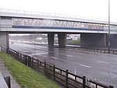 M1 northbound at Leicester Forest East - Coppermine - 10702.jpg