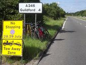 No Stopping 28,29 July - Geograph - 3056396.jpg