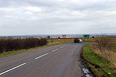 B1205 junction with the A15 - Geograph - 142584.jpg