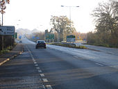 Huntingdon Road approach to Cambridge - Geograph - 90046.jpg