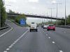 Southbound M20, Junction 2 - Geograph - 3709117.jpg