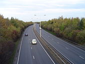Frank Perkins Parkway (A1139), Peterborough - Geograph - 84269.jpg
