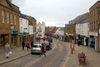 Daventry- nearing the bottom of High Street - Geograph - 1729646.jpg