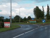 Tipperary Road Roundabout west of Cashel - Geograph - 2544514.jpg