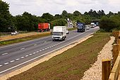 The A34 at South Hinksey - Geograph - 1442907.jpg