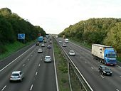 M6 looking north - Geograph - 250668.jpg