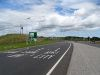 A90 AWPR - Craibstone Junction link road approaching roundabout.jpg