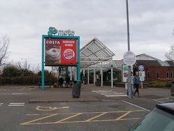Swansea West services - Geograph - 1723490.jpg