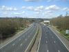 M11 look north Chigwell Central line 2014.JPG