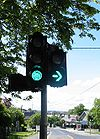 New LED traffic lights, Dundrum, Dublin - Coppermine - 12455.jpg