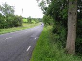 Road at Rosscarn - Geograph - 492330.jpg