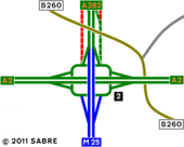 Darenth Interchange 1988.png