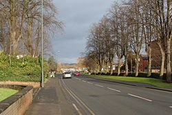 The A448 through Bromsgrove - Geograph - 1087412.jpg